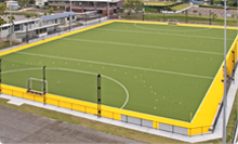 Facilities & Turf